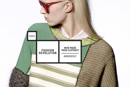 Sasstainable for Fashion Revolution Day 2014