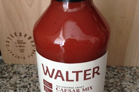 Walter All-Natural Caesar Mix: An Updated Canadian Classic