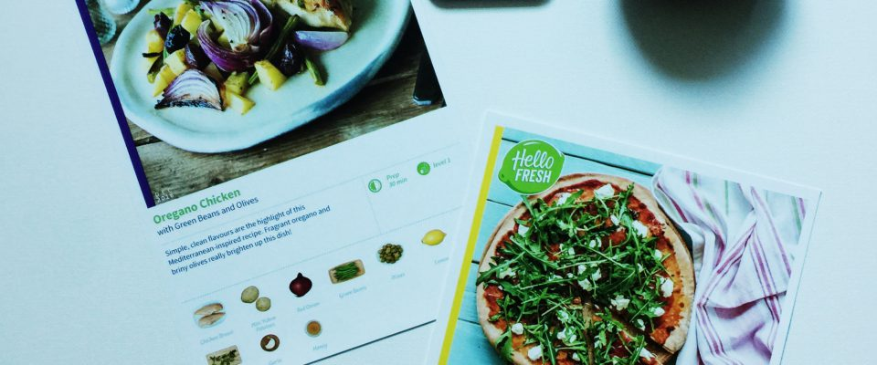 HelloFresh food for the whole family